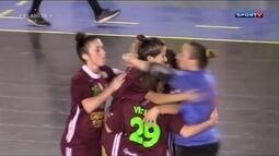 Planeta SporTV: machismo no campeonato italiano feminino de futsal