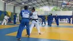 Atletas do Judô brasileiro intensificam preparação para os jogos olímpicos