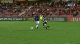 Os melhores momentos de Cruzeiro 2 x 1 Ceará pela 4ª fase da Copa São Paulo de Futebol Jr