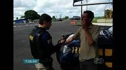 Motorista é preso ao bater recorde de embriaguez e confessa: 'Bebi pinga'