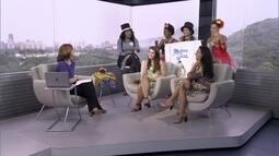 'Mulheres de Zeca' cantam e convidadas comentam preparativos para o carnaval