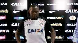 Willians é apresentado no Corinthians, e Valbuena deve ser apresentado em breve