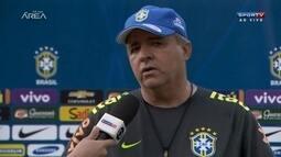 Treinador da Seleção feminina, Vadão fala sobre preparação para Olimpíadas