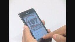 Aplicativo de celular ajuda polícia a desvendar crimes