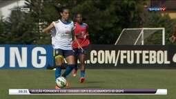 Seleção feminina de futebol se prepara em tempo integral para as competições do ano