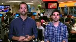 Martín Fernandez e Leonardo Lourenço explicam situação de Neymar na Espanha