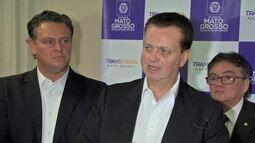 Prefeitos e governador apresentam ao ministro das Cidades pedidos de ajuda