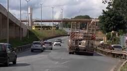 Redação Móvel faz cobrança na Epia Sul