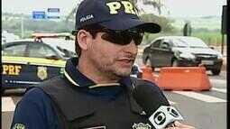 Polícia Rodoviária Federal inicia operação de carnaval no Triângulo Mineiro