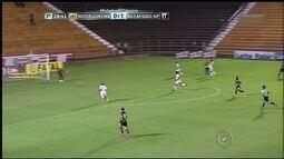 Novorizontino empata o primeiro jogo em casa pelo Campeonato Paulista