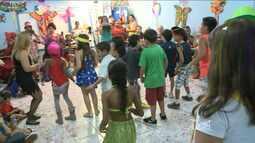 Diversidade do Carnaval faz a folia de estudantes em São Luís