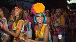 Fantasias, festa e muita música agitam o carnaval de Belo Horizonte