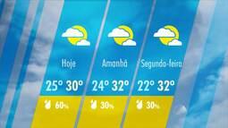 Veja a previsão do tempo para o sábado de carnaval em Salvador