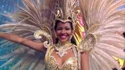 Huck revela quem são as cinco finalistas do Musa do Carnaval
