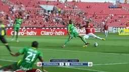 Mário Marcos destaca ataque do Internacional no jogo contra o Ypirang pelo Gaúcho