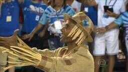 Sorriso, a capital nacional do agronegócio semeou a inspiração para o desfile na Sapucaí