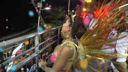Veja alguns dos destaques do terceiro dia de carnaval na Barra