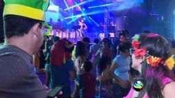 Rasgadinho reúne famílias e diversidade de ritmos na segunda noite da festa