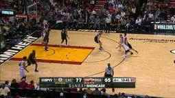 Melhores momentos: Los Angeles Clippers 100 x 93 Miami Heat pela NBA