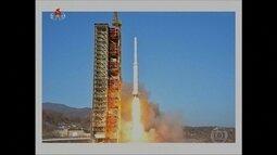 ONU condena Coreia do Norte após lançamento de foguete de longo alcance