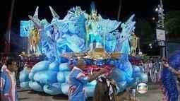 União da Ilha homenageia as Olimpíadas no desfile do Rio