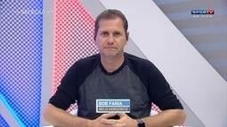 Bob Faria afirma que Atlético-MG aguarda Robinho se definir no Santos