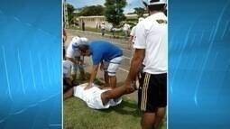Jovem que passou mal durante testes da guara-municipal morre em Montes Claros