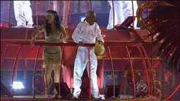 Veja os bastidores do desfile em homenagem a Zezé di Camargo e Luciano
