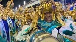 Bateria tem um grande poder nas escolas de samba do Rio