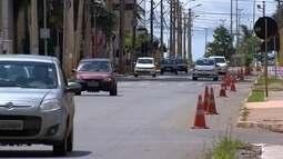 Motoristas enfrentam dificuldades para circular em Águas Claras