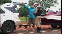 PRF pede que motoristas redobrem atenção nas rodovias do Triângulo Mineiro
