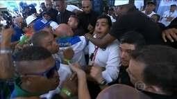 Confusão generalizada marca apuração do desfile das escolas de samba de SP