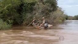 Com rios cheios e reprodução de peixes, PMA reforça fiscalização em rios de MS