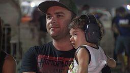 Palco do rock faz sucesso durante o carnaval de Salvador