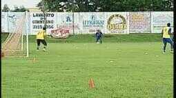 Uberaba Sport segue rotina de treinamentos antes da estreia no Módulo II