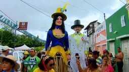 Frevo é destaque no carnaval de Olinda