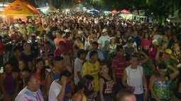 Banda 5 estrelas anima foliões no Centro de Manaus