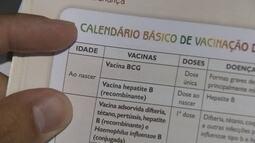 Faltam vacinas obrigatórias para grávidas e recém-nascidos em hospitais e postos do DF