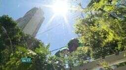 Temperatura em Vitória chega aos 34ºC na Quarta-feira de Cinzas