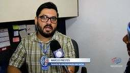 TV Bahêa - Entrevista com Marcus Prestes, gerente de relacionamento com os sócios