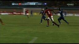 Veja os melhores momentos de Vila Nova 0 x 0 Crac pela 4ª rodada do Campeonato Goiano