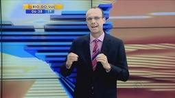Renato Igor comenta sobre os perigos do uso do celular ao volante