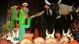 Gigantes do Samba é campeã do carnaval do Recife