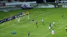 Santa Cruz vence América-PE e conquista segundo lugar no Pernambucano