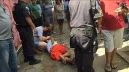 Dois bandidos ficam feridos após troca de tiros com policiais na Zona Sul do Rio