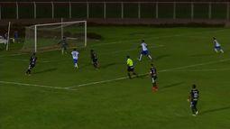 Com dois golaços, Sinop vence Mixto por 2 a 0