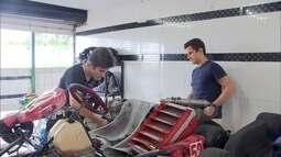 Jovens pilotos de F1 de Brasília buscam novos títulos