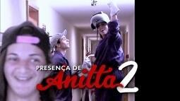 Presença de Anitta: A cantora participa de pegadinha com sua fã
