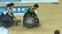 Quatro seleções participam de evento-teste de rúgbi para cadeirante no Rio de Janeiro