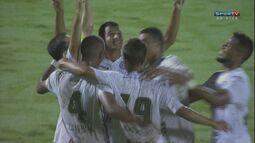 Confira os gols da partida entre Guarani 1 X 0 Portuguesa